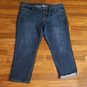 Jennifer Lopez Boyfriend Jeans Sz.18